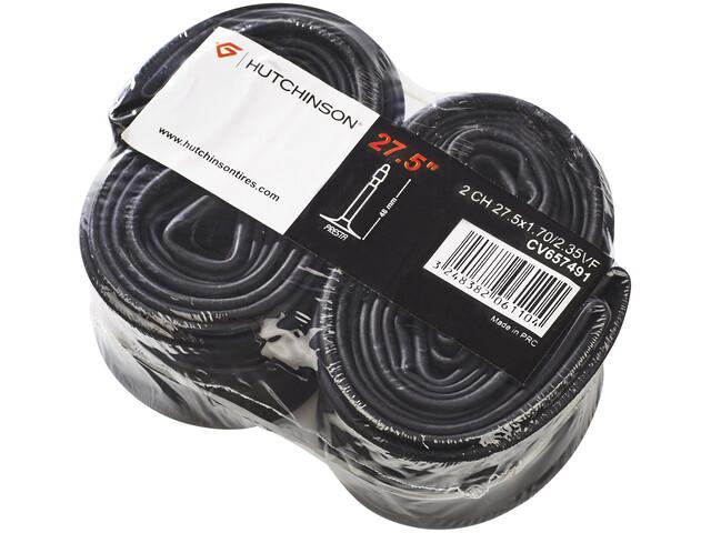 "Hutchinson Standard MTB sisäkumi 27.5 ""2-pack , musta"